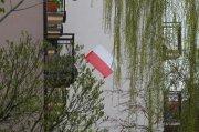 Dobra Flaga na bloku