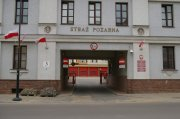 Komenda Miejska Państwowej Straży Pożarnej w Białymstoku