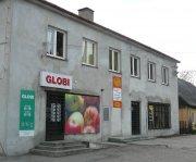 Dzień Flagi 2014 - sklepy Gminnej Spółdzielni S.Ch. w Zdunach. Brak jakiejkolwiek flagi biało-czerwonej !